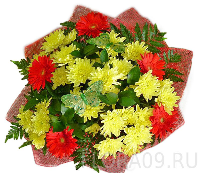 Цветы в черкесске на умара
